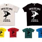 部活用Tシャツデザイン